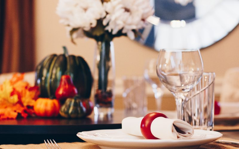 Fall Entertaining ?