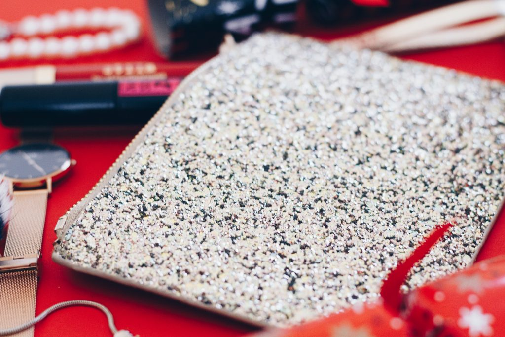 Holiday Must-Haves - Sequin Clutch #2